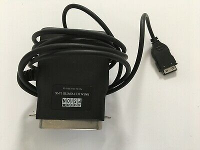 £4 • Buy Psion 5 Parellel Pinter Cable