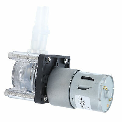 £29.11 • Buy New Liquid Dosing Pump Large Flow Peristaltic Pump With Silicone Tube 500ml/min
