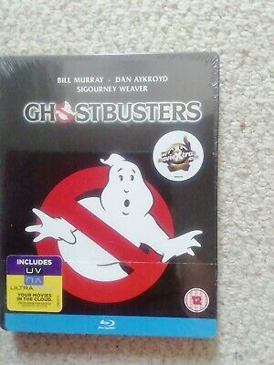 £2 • Buy Brand New And Sealed Ghostbusters Blue Ray Dvd