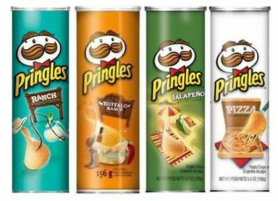 £13.49 • Buy Pringles 5.5oz - Pack Of 3 (Choose Your Flavours) - USA Import