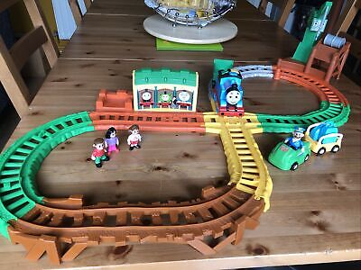 £10 • Buy Fisher Price 'My First' Thomas & Friends All Around Sodor Interactive Train Set