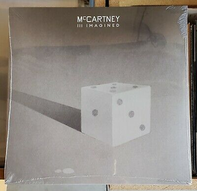 AU60.42 • Buy Paul McCartney III Imagined RARE GREEN VINYL 2LP Spotify ONLY 2500 NEW/SEALED