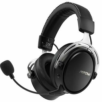 AU76.99 • Buy Mpow Air 2.4G Wireless Gaming Headset Surround Headphones Mic For PC PS4 Xbox
