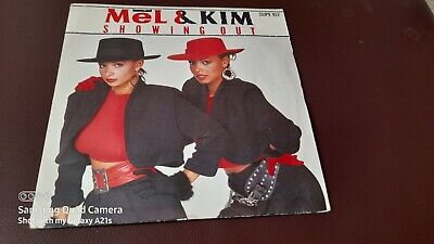 £2.99 • Buy Mel & Kim Showing Out Picture Cover 7  Single