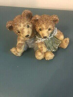 £1.99 • Buy Regency Fine Arts - Snuggles Antique Style Bear Collection Figurine Ornament