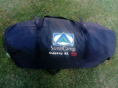 £80 • Buy Sunncamp Tent  XL 4 Person With Porch.