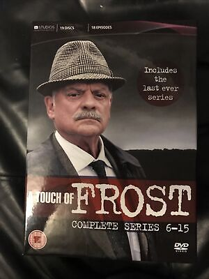 £17.77 • Buy A Touch Of Frost Complete Series 6 To 15 Box Set