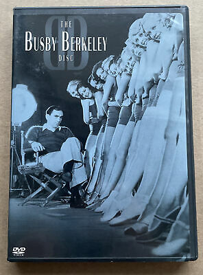 £8.62 • Buy The Busby Berkeley Disc (DVD, 2006, 163 Minutes) WB Musical