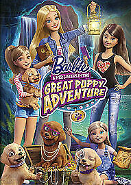 £1.75 • Buy Barbie And Her Sisters In The Great Puppy Adventure (DVD, 2015)