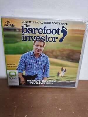 AU14.95 • Buy The Barefoot Investor - The Only Money Guide You'll Ever Need Audible. NEW