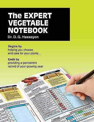 £1.30 • Buy The Expert Vegetable Notebook By D G Hessayon (Paperback, 2009)