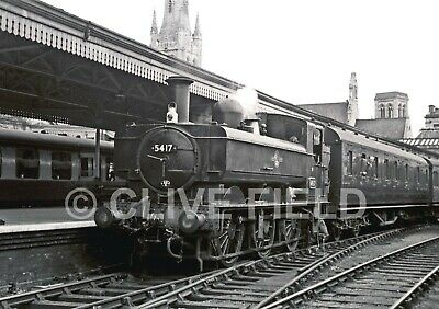 £2.50 • Buy Railway 6x4 Photo  5417  1950's.     (printed From  The Original Negative)