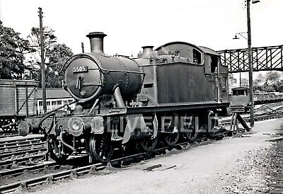 £2.50 • Buy Railway 6x4 Photo  5505  1950's.  (printed From  The Original Negative)