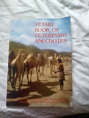 £5 • Buy Vetaid Book Of Veterinary Anecdotes By Peter Fry 1996 Large Softback Book