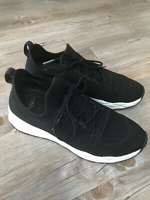 £10.50 • Buy Black ASH Trainers - Size 6
