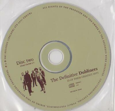 £1.99 • Buy The Definitive Dubliners Disc Two Only 18 Tracks