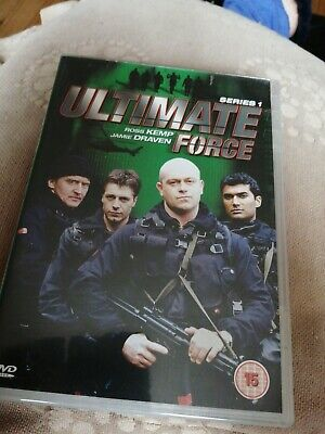 £0.95 • Buy Ultimate Force - Series 1 - Episodes 1 To 6 (DVD, 2003, 2-Disc Set)