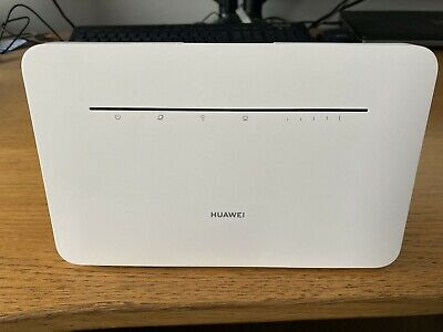 £33 • Buy HUAWEI 4G Router 3 Pro B535-232 300Mbps Router (Unlocked) LTE 300Mbps