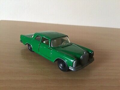 £7.50 • Buy Matchbox No 46 Mercedes 300SE With Opening Doors And Boot . Green.