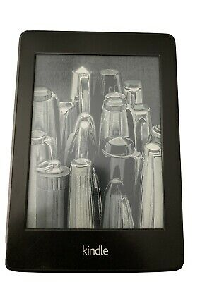 £19 • Buy Kindle Amazon Paperwhite 2 Reader E-Book Wi-Fi 4GB With A Built-in Front Light
