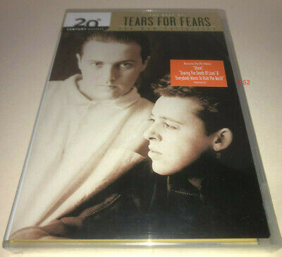£29.09 • Buy Best Of Tears For Fears DVD Music Video Hits Shout Rule The World Seeds Of Love