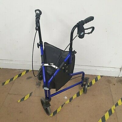 £10.50 • Buy Days 3 Wheel Rollator Mobility Walker Aid Used Good Condition (G)