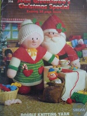 £9.95 • Buy Jean Greenhowe's Christmas Special Knitting Booklet
