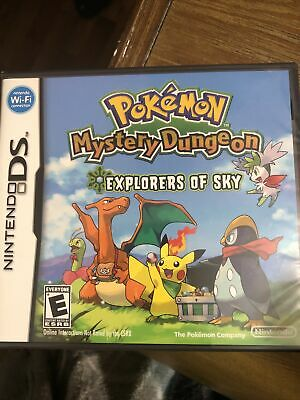 $799.99 • Buy Pokemon Mystery Dungeon: Explorers Of Sky (DS, 2009) Brand New Sealed
