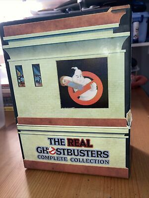 £100 • Buy The Real Ghostbusters - Complete Collection, Timelife DVD, U.S. Edition Region 1