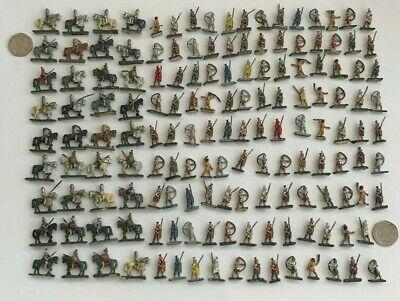 £20 • Buy Over 150 X 1/72 Roman Soldiers  Well Painted And Based Plus Many Unpainted Inc