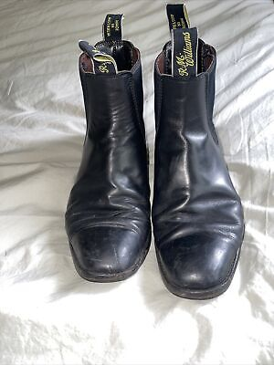 £15 • Buy RM Williams Chelsea Boot Boots Black UK6.5