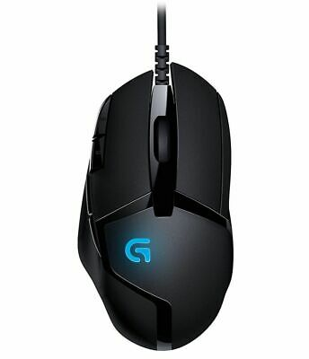 AU59.99 • Buy Logitech Hyperion Fury FPS Gaming Mouse G402 Wired Optical 4000 DPI BRAND NEW