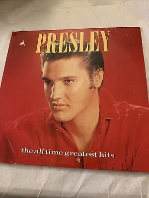 £5 • Buy Elvis Presley 2LP The All Time Greatest Hits (RCA PL90100(2), Germany)