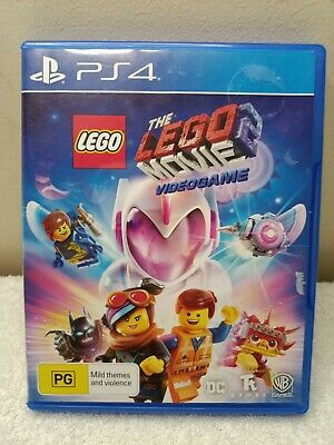 AU25 • Buy The LEGO Movie 2 Videogame - PlayStation 4 - PS4 - Action - Free Postage - Used