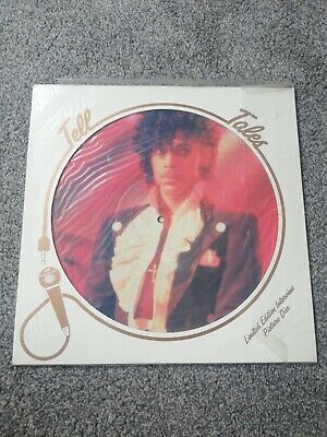 """£10 • Buy PRINCE - Interview Picture Disc TELL TALES 12"""" As New. Never Played."""