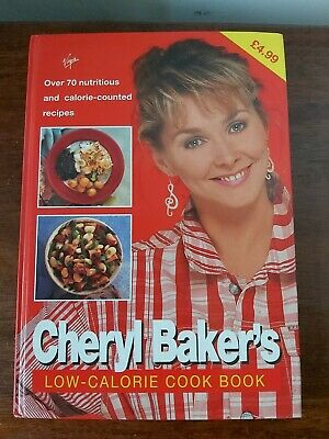 £1 • Buy Cheryl Baker's Low Calorie Cook Book: 70+ Nutritious Calorie Counted Recipes. Hb