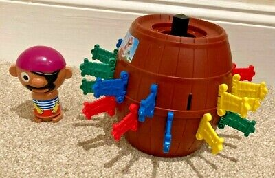 £3.50 • Buy TOMY T7028A1 Pop-Up Pirate Game