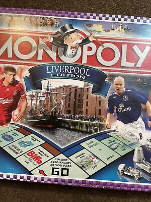 £8.99 • Buy Liverpool FC Football Edition Monopoly Board Game - ✅FAST & QUICK DISPATCH✅