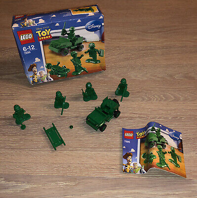 £7.20 • Buy LEGO Toy Story Soldiers 7595