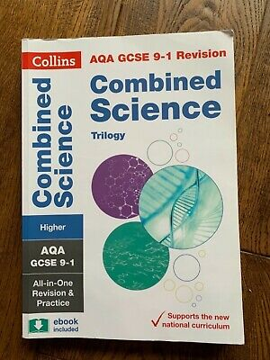 £1.50 • Buy Collins AQA GCSE 9-1 Revision Guide Combined Science