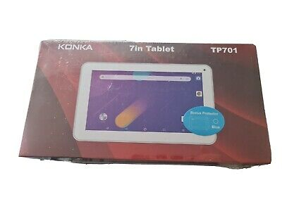 AU32 • Buy Brand New Factory Sealed Konka Tp701 Tablet With Bonus Blue Silicone Protector