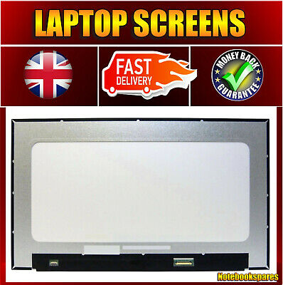£69.25 • Buy Replacement Hp Compaq 450 G8 15.6  Led Hd Tft Lcd Laptop Screen 30 Pins Panel