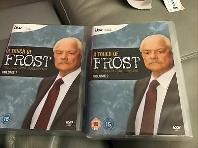 £9.99 • Buy A Touch Of Frost - Complete Series 1-15 [DVD]  (29 Disc Set)