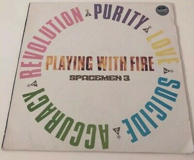 £39.95 • Buy Spacemen 3 Playing With Fire Vinyl