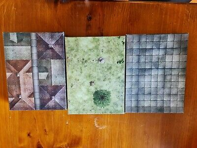 AU80 • Buy Dungeons And Dragons Dungeon Tiles Master Set ×3