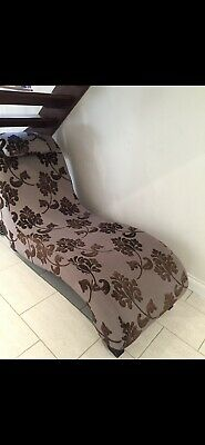 £40 • Buy Grey/Brown Chaise Lounge