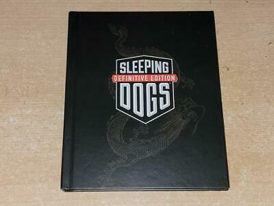 £12.99 • Buy Sleeping Dogs Definitive Edition PS4 Playstation 4 Art Book Edition