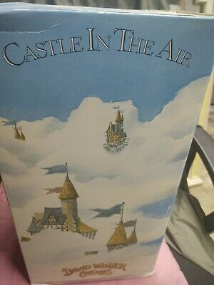 £47.53 • Buy David Winter Cottage Castle In The Air Hand Painted 1990