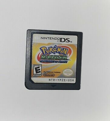 $28 • Buy Pokemon Ranger: Shadows Of Almia Nintendo DS Cartridge Only Authentic Tested!