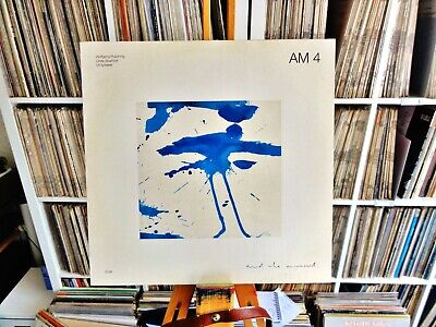 £9 • Buy AM4 Trio, 'And She Answered...' On ECM Vinyl.